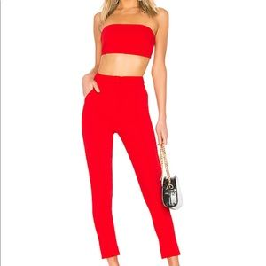 BY THE WAY REMY BANDEAU PANT SET